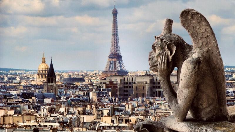 フランスにおける聖母マリア崇敬〜ノートルダム大聖堂と「出現」のマリア
