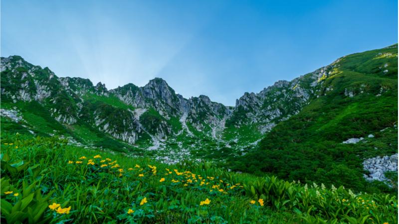 南八ヶ岳登山キャンプ